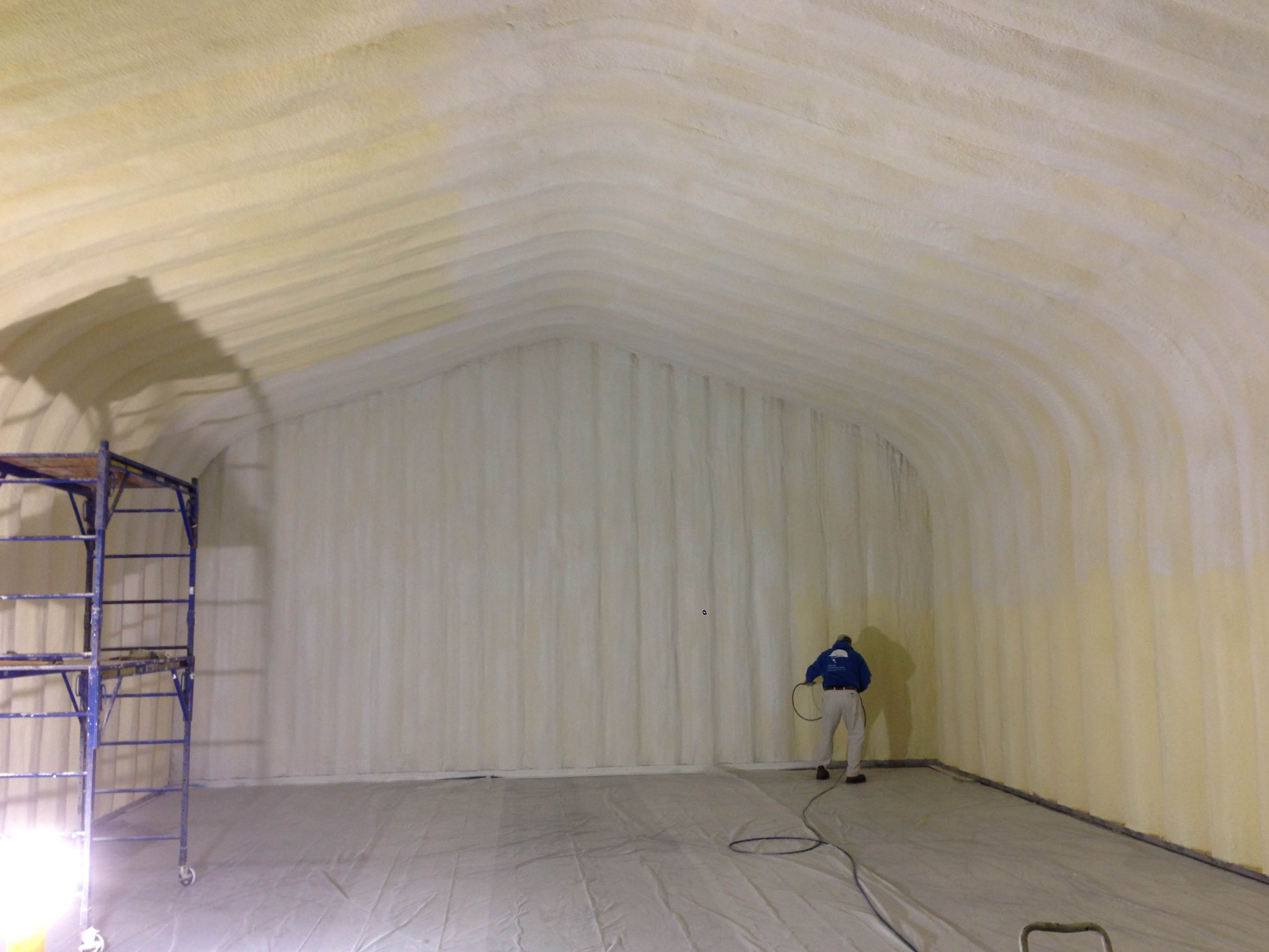 Blog dynamic steel building pros spray foam prevents solutioingenieria Images